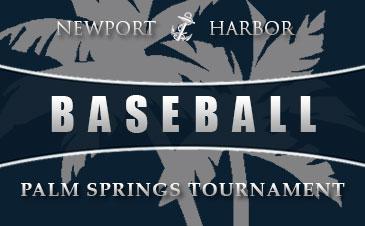 2019 Desert Cities Baseball Tournament